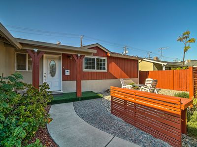 Photo for Central Santa Clara Home w/Beautiful Outdoor Areas