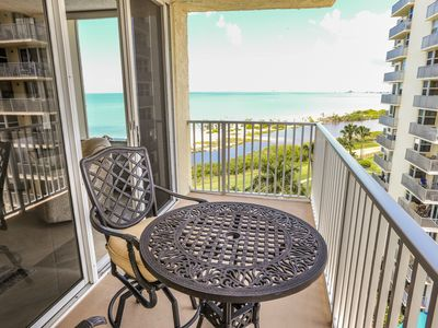 Photo for Welcome to Estero Beach & Tennis Club unit 806-B your impressive address in paradise