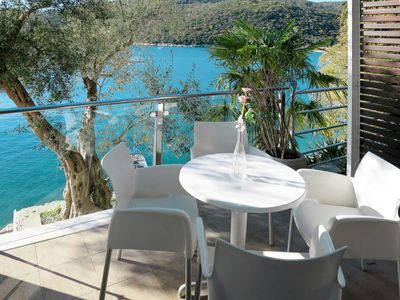Photo for Apartment Milevoj (RAC156) in Rabac - 4 persons, 1 bedrooms