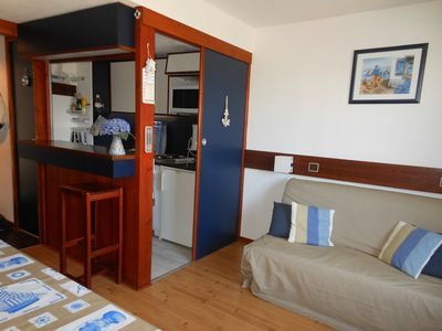 Photo for 4 Persons 2-room apartment. Res. Arzon Bretagne Douce