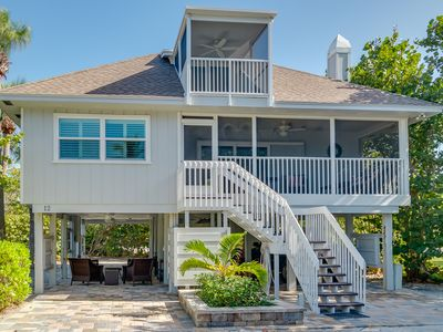 Boca Grande Shores #12     Renovation of beach view home completed December 2019