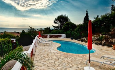 Photo for 4 bedroom accommodation in Les Issambres