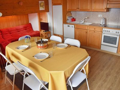 Photo for 1BR Apartment Vacation Rental in Bagnes