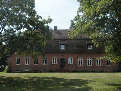 Photo for Historic Verwalterhaus toprenoviert in Mecklenburg paradise 5SZ 1 0-12P