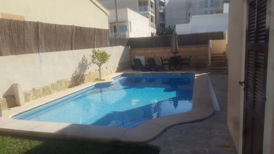 Photo for Typical Majorcan town house with pool – Casa Manolo