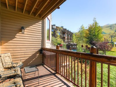 Photo for Beautiful & Spacious Condo with Gorgeous Summer Views!