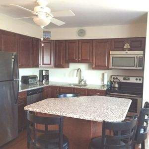 Photo for AWESOME FIRST FLOOR 2 Bedroom Condo- STEPS to Brigantine Beach
