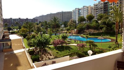Photo for Magnificent 4 bedroom apartment in the best area of ​​San Juan Playa