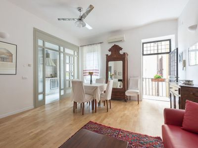 Photo for Celio Apartment, Sleeps 6 with Air Con and WiFi