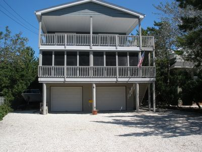 Photo for Historic District Ocean Block Lbi Duplex With Free Tram To Beach