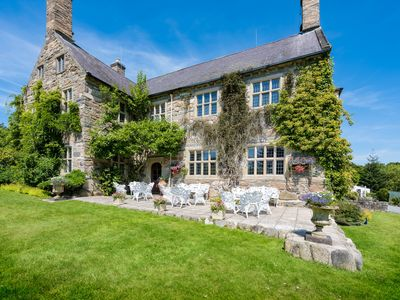Photo for Lying on a 75 acre estate this outstanding 17th Century Grade II listed manor house has been refurbi