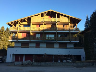 Photo for Apartment in very nice chalet and very well located