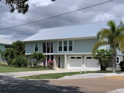 Photo for Private Heated Pool! Close to beach! Lakefront! Pool, beach equipment & Bikes!