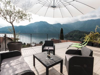 Photo for 2BR Apartment Vacation Rental in Tremezzina