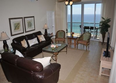 Emerald Dolphin #1750 Living Room View Alt