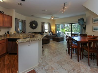 Photo for 3 BR 3 BA Updated Oceanbreeze Townhome! Golf Packages Available