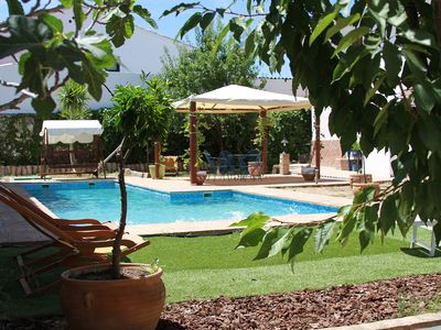 Photo for 3BR Villa Vacation Rental in Peñuelas, Granada