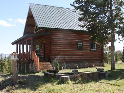 Photo for Special Cabin -Close to Yellowstone w/ Remote Setting