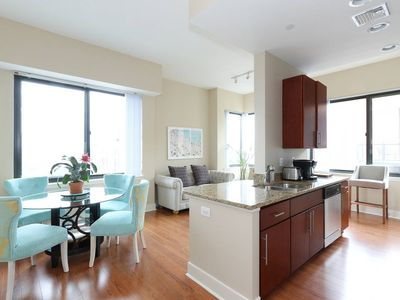 Photo for Convention Center Penthouse! 2 Bedroom w/ Roofdeck