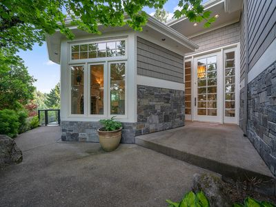 Photo for Lake Oswego  -   on Lake property - private - elegant - luxurious - private Home