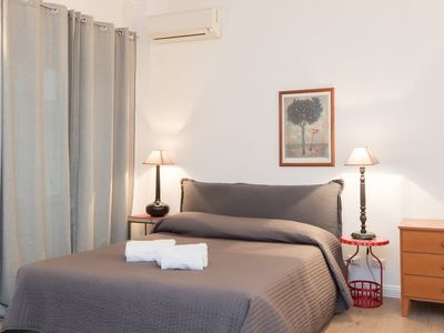 Photo for Apartment 553 m from the center of Rome with Internet, Air conditioning, Lift, Washing machine (442245)