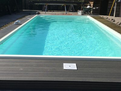 Photo for Holiday house with swimming pool between Bergen and Schoorl. Near the beach and dunes