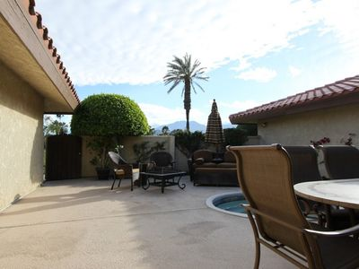 Photo for Welcome Snow Birds Beautiful home on the Golf course in LaQuinta