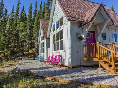 Photo for The Fireweed Cabin at Alpenglow Ridge