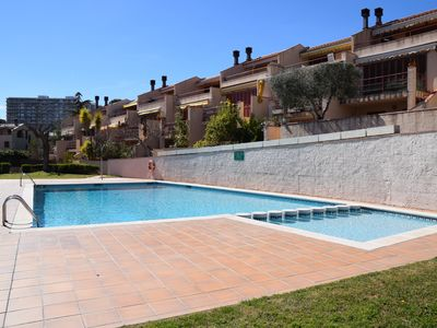 Photo for VILLA LES PUNXES 56, COMMUNAL SWIMMIG POOL, LOCATED NEAR THE BEACH