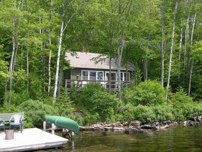 Photo for Relax at Comfortable Lakeside Camp in Northern Vermont