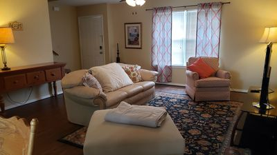 Photo for 2BR Townhome Vacation Rental in Fayetteville, Arkansas