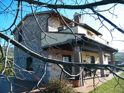 Photo for Enchanting countryhouse,with private swimmingpool,WiFi,wonderful landscapeUMBRIA