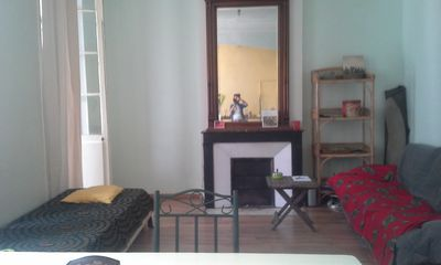 Photo for parental room in a typical flat in the plain Marseille