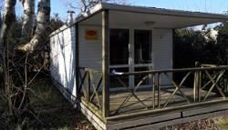 Photo for Camping le Pont des Issoux - 3 room mobile home 4 people