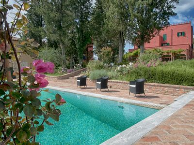 Photo for 9 bedroom Villa, sleeps 17 with Pool and FREE WiFi