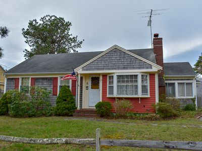 Photo for Neat and affordable three bedroom home in Dennis Port just 1 mile to Sea St beach.
