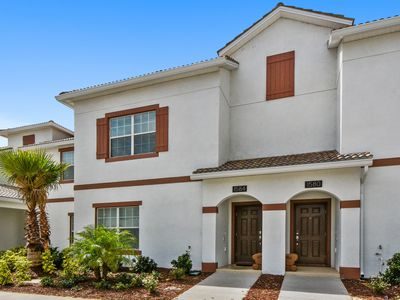 Photo for SPACIOUS 4bed 3 bath townhome near Disney (IN HOME POOL)