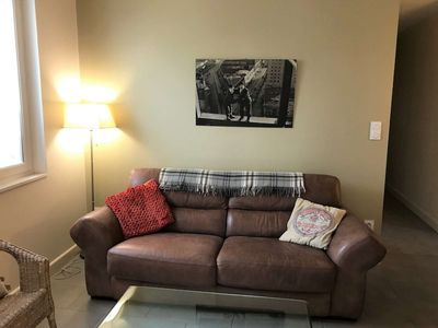 Photo for The Rower, Appart. Renovated, Air conditioning, Wi-fi, 2 Bedrooms, Canal View