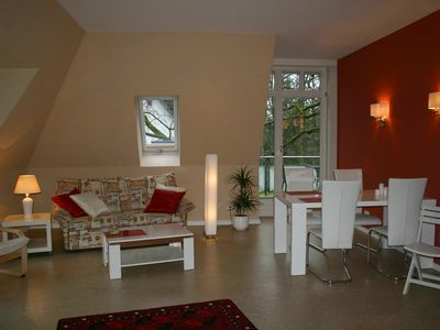 Photo for Between HAMBURG and BALTIC is this comfortable 80 sqm apartment.