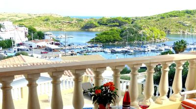 Photo for Exceptional Villa with Commanding position over Marina & Harbour basin.