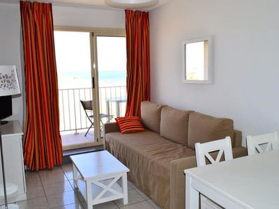 Photo for Residence Adonis Saint Pierre la Mer *** by Olydea - 2 rooms 4 people sea view