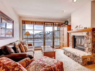 Photo for Cozy Condo Close to Ski Shuttle | Resort Fees INCLUDED!