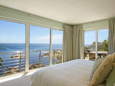 Photo for Camps Bay Luxury Penthouse directly on Ocean.