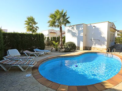 Photo for Vacation home Miramar  in Deltebre, Costa Daurada - 6 persons, 3 bedrooms
