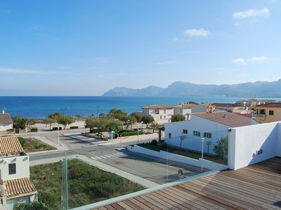 Photo for Modern house just 100m from the sea and less than 5 min to one of the beaches!