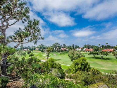 Photo for Sprawling 3000sf Mid Modern Single Story.  180° Golf Course View And Ocean View