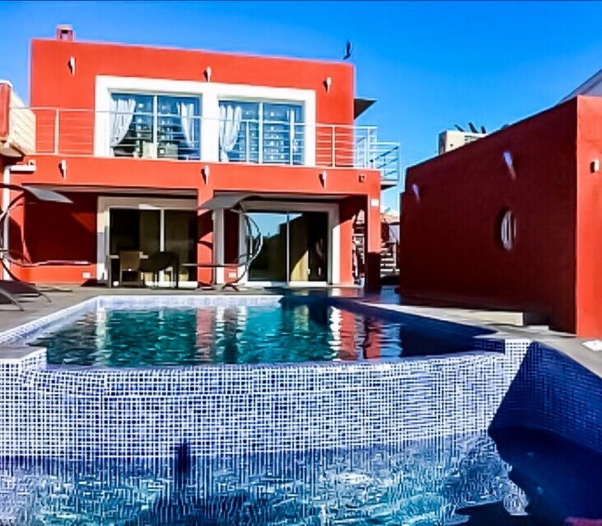 Location Vacances Villa Empuriabrava: Villa Exclusive (Le Cube)