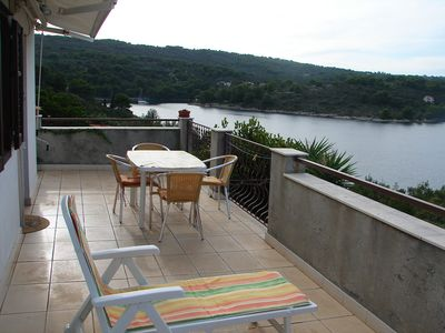 Photo for Apartment MS  - Necujam, Island Solta, Croatia