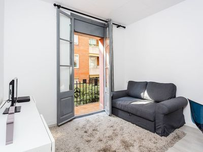 Photo for Great flat, 3bed 15 min from incredible Camp Nou