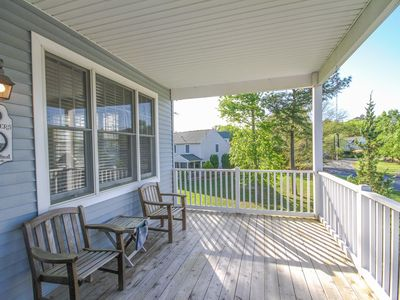 Photo for SP82F: 3BR on Salt Pond golf course | Minutes to the beach! Community pool too!